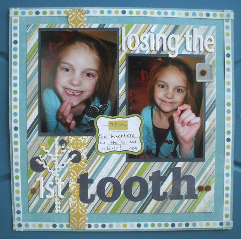 Losing tooth swr final
